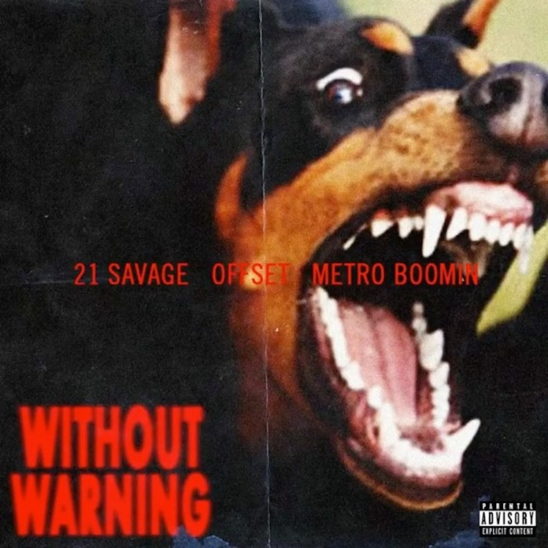 Without Warning cover