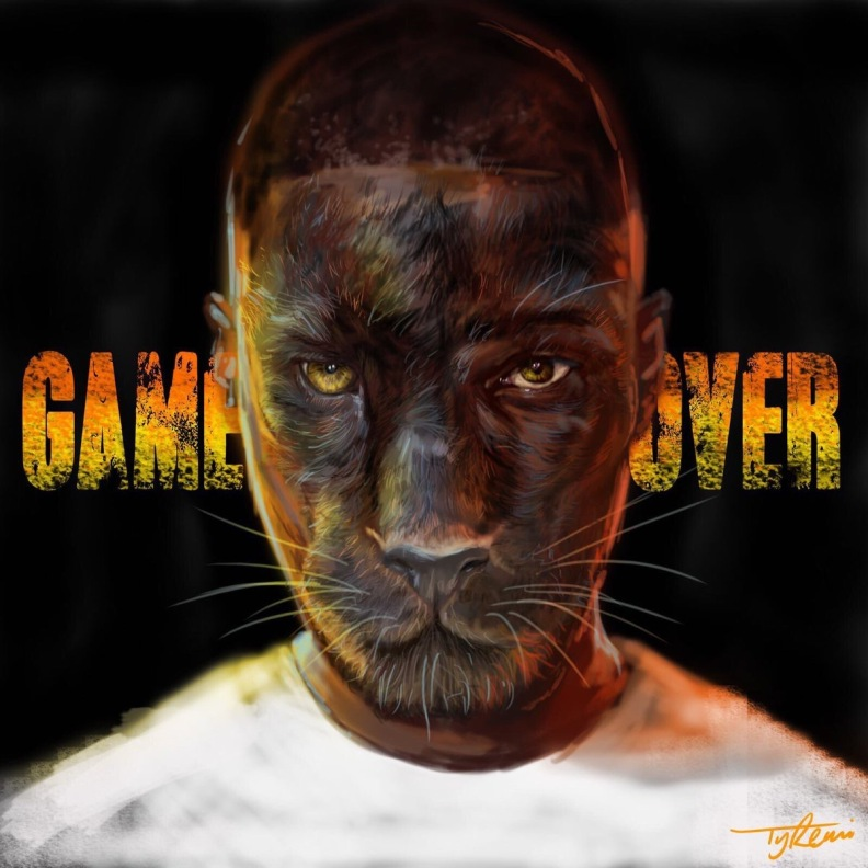 Game Over by Dave cover