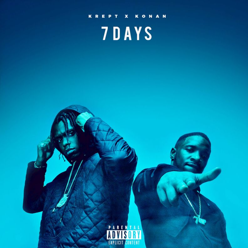 7 Days by Krept & Konan