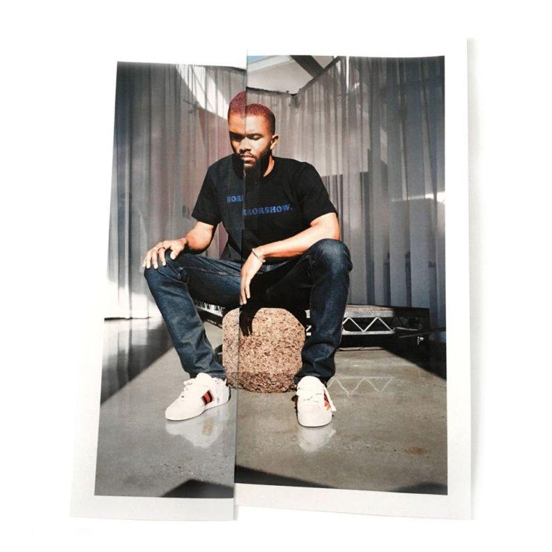 Chanel by Frank Ocean
