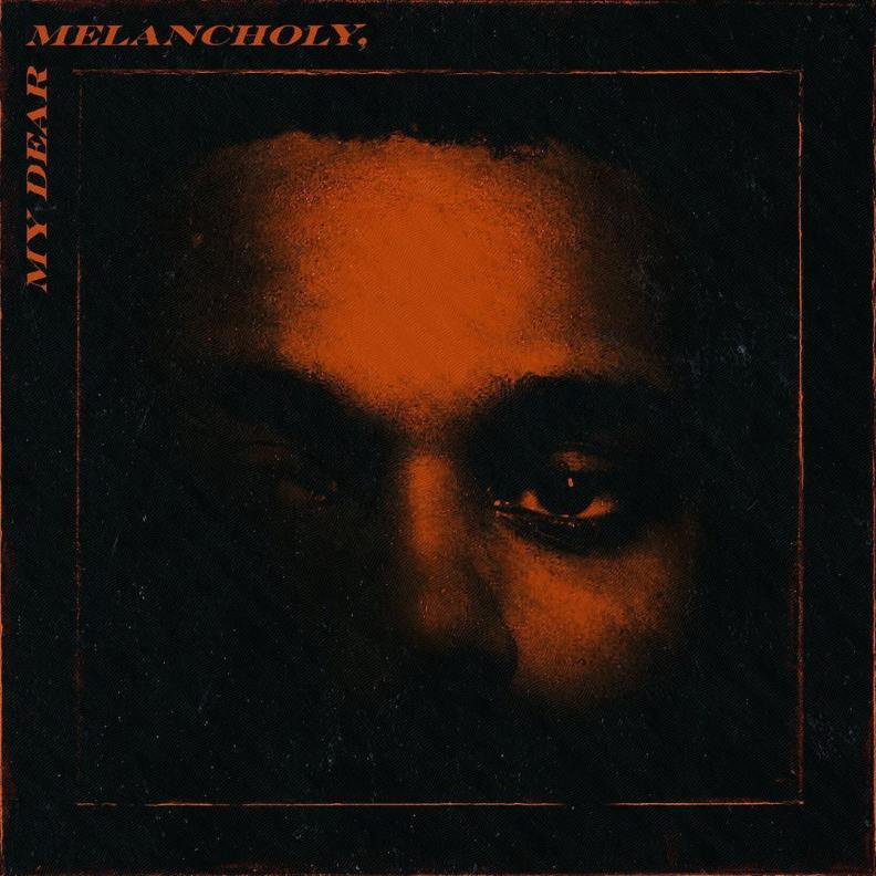 My Dear Melancholy cover