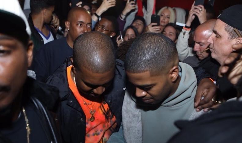 Cudi x Kanye