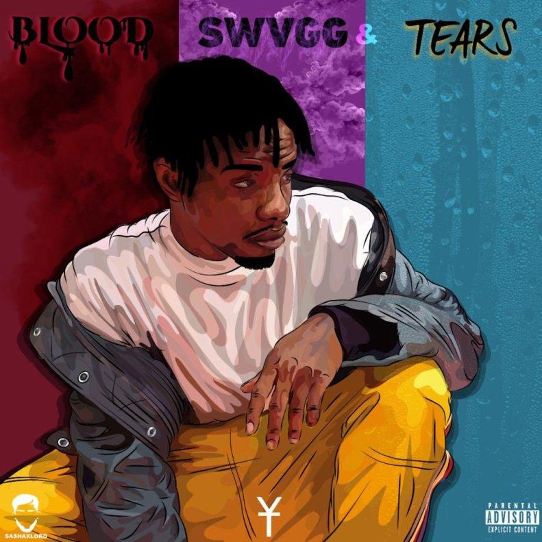 Youngs Teflon Blood Swvgg Tears