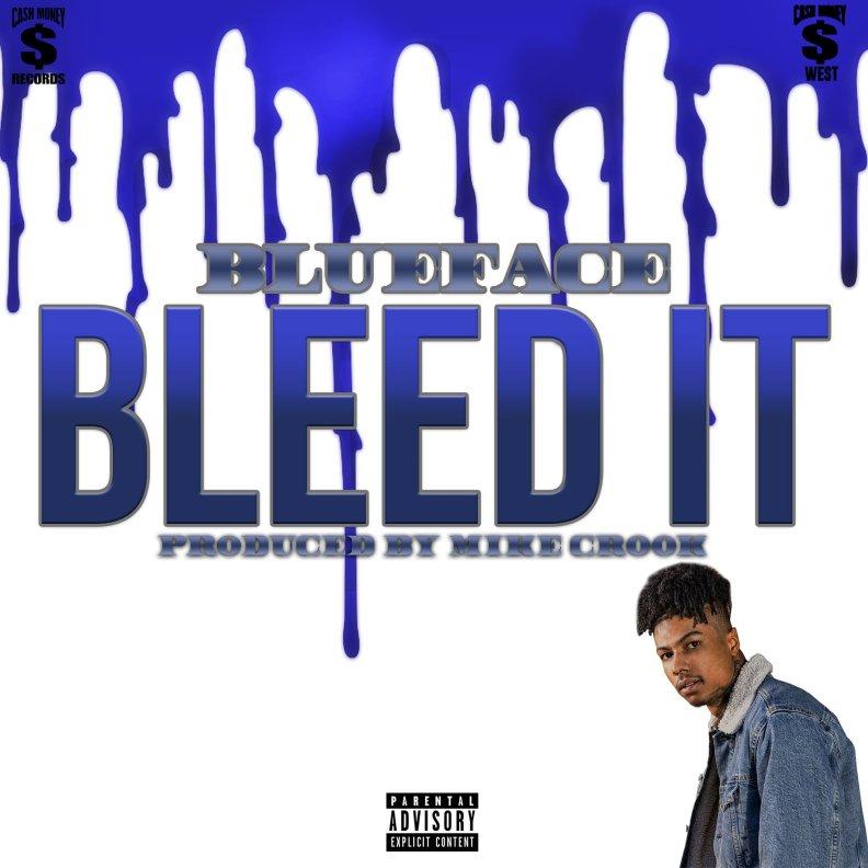 bleed it